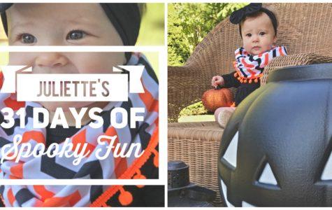 Juliette's 31 Days of Spooky Fun!
