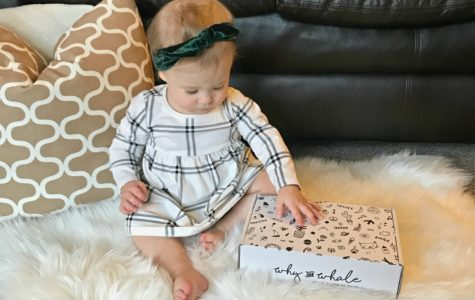 Juliette's First Subscription Box! | Why and Whale