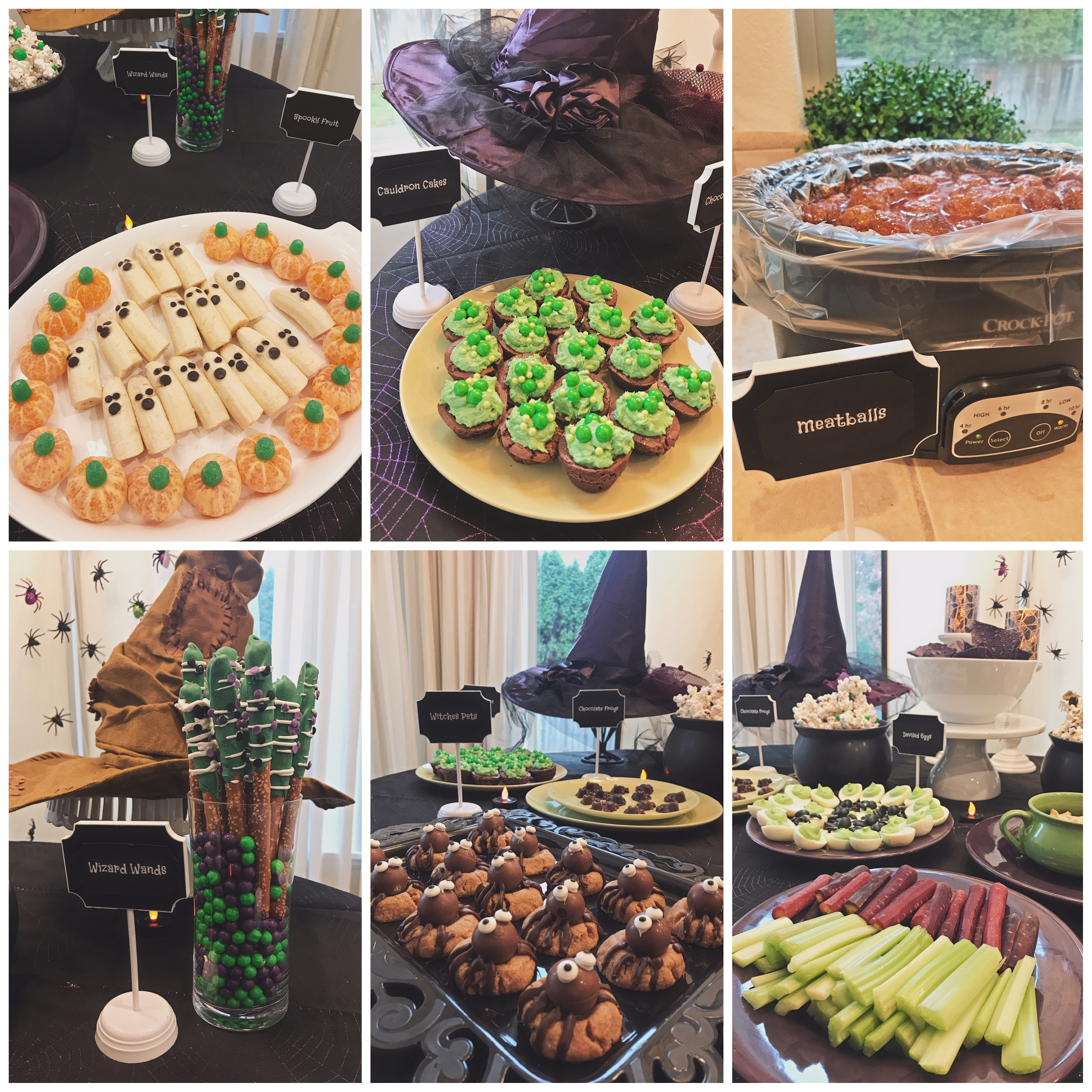 Witch or Wizard? Our Spooky Gender Reveal Party